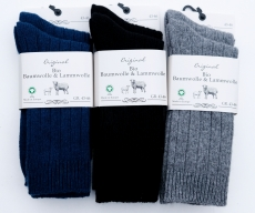 Lammwoll Socken 2er Set