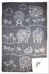 Wolldecke Schaf