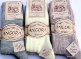 Wollsocke Angora 2er Set