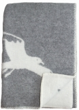Wolldecke Möwe
