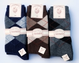 Cashmere Socke Muster