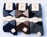 Cashmere Socke Muster