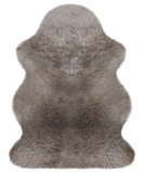 Australisches Lammfell taupe